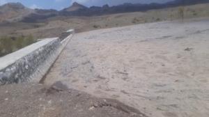 کاهش قدرت تخریبهای سیلابی با احداث سازههای آبخیزداری در جنوب کرمان