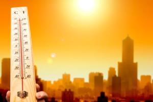 هوای زنجان گرم میشود