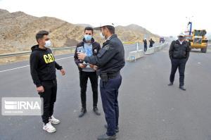 رانندگان خراسان شمالی بیش از ۲ میلیارد ریال جریمه شدند