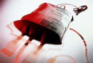 وضعیت ذخایر خونی گلستان قرمز شد