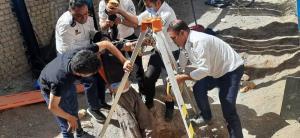 نجات مقنی سقوط کرده در بردسکن