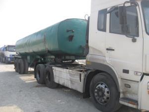 کشف قاچاق گازوئیل در میناب