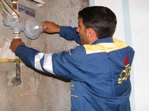 گاز مناطقی از ساوجبلاغ فردا دوشنبه قطع میشود