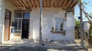 افزایش مصدومان زلزله سنخواست به ۱۴ نفر