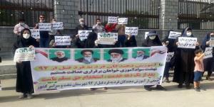 مراجعه آموزشیاران نهضت سوادآموزی استان گیلان به مجلس