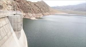 کاهش ۶۵ درصدی ذخیره سد ساوه