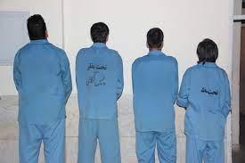 دستگیری سارقان اماکن خصوصی با ۱۰ فقره سرقت در اراک