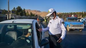 ۱۸۰ هزار راننده متخلف در البرز جریمه شدند