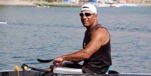 اسلام جاهدی قایقران هرمزگانی سهمیه پارالمپیک توکیو را کسب کرد