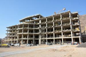 جزئیات پروژه بیمارستانی نیایش خرمآباد