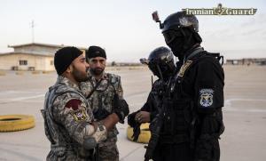 عکس/ اعزام تکاوران نیروی دریایی برای مقابله با دزدان دریایی