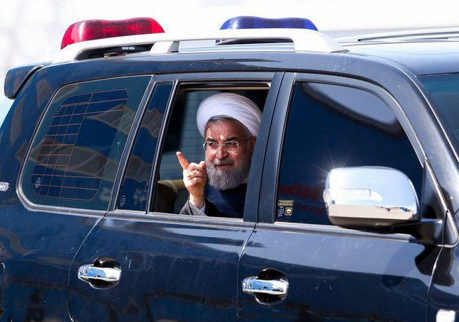 عملکرد خودرویی دولت روحانی
