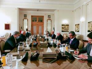 دیدار نماینده سازمان ملل در امور یمن با ظریف