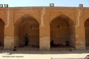 مسجد جامع قاین؛ مسجدی با دو قبله