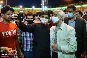 عکس/ دیدار سعید جلیلی با مردم شهر ری