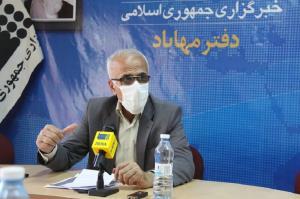 مدیر شبکه بهداشت مهاباد: حدود ۱۰ هزار دوز واکسن کرونا در شهرستان تزریق شد