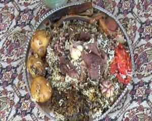 ثبت سبزی پلوی سمنانی در فهرست آثار ملی ناملموس