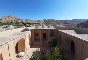 مرمت خانه تاریخی غفاری در خوسف آغاز شد