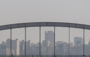 هوای ۱۰ شهر خوزستان در مرز هشدار