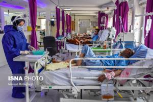 بستری ۳۴۵ بیمار کرونایی در مازندران
