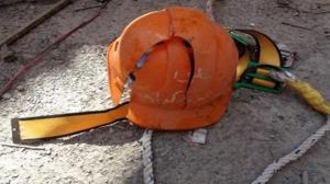 سقوط مرگبار کارگر ساختمانی در بابل