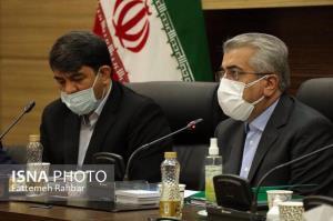 افتتاح طرحهای آبی یزد با حضور وزیر نیرو