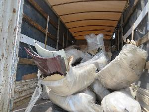 کشف ۲۰ میلیارد قطعات یدکی خودرو در بندرعباس