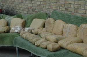 ۲۲۵ کیلو تریاک در خوسف کشف شد
