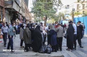 زنگ خطر کاهش رعایت پروتکلهای بهداشتی در زنجان