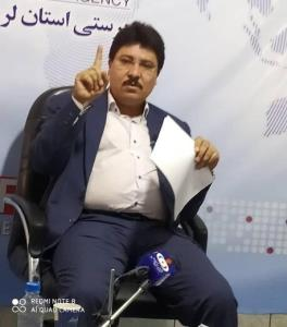 انتقاد نماینده مجلس از عملکرد مسئولان دانشگاه علومپزشکی لرستان
