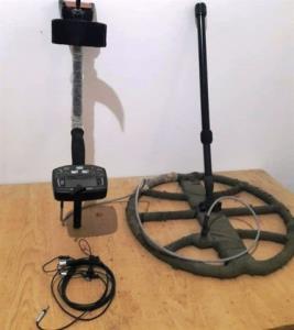 کشف و ضبط ۲ دستگاه فلزیاب در سقز