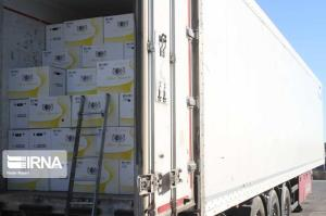 محموله ۱.۳ میلیارد ریالی چای خارجی قاچاق در سردشت کشف شد