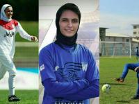 دعوت ۳ بانوی کردستانی به اردوی تیم ملی فوتبال بانوان کشور