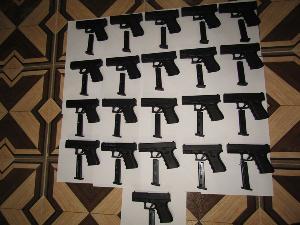 انهدام باند قاچاق اسلحه در بانه