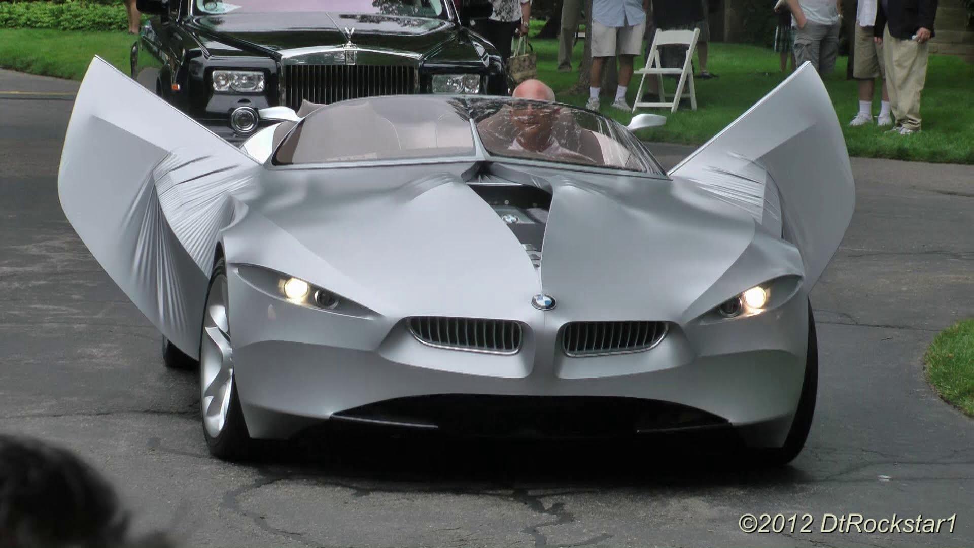 تکنولوژی اسرار آمیز ب ام و برای تولید بدنه انعطاف پذیر خودرو