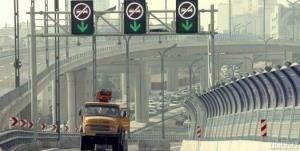 تردد کامیونها از جمعه تا ۳ بامداد شنبه در تهران ممنوع است
