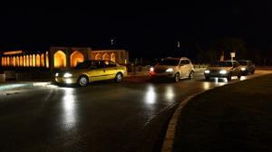 لغو ممنوعیت تردد شبانه طی ۲۷ و ۲۸ خرداد ماه در اصفهان