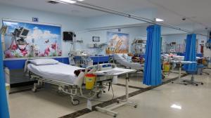 کاهش بیماران کرونایی بستریشده در خوزستان