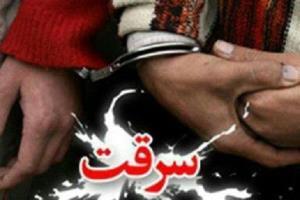 دستگیری ۵۵ سارق در خرمآباد و اعتراف به ۸۱ فقره انواع سرقت