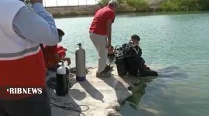 غرق شدن جوان خورموجی در چشمه آبگرم میراحمد