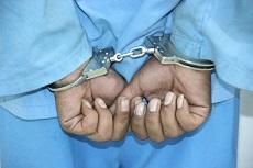 دستگیری سارق کابل برق با ۱۶ فقره سرقت در اراک