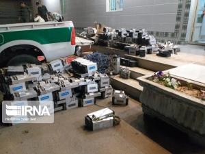 فرمانده انتظامی: ۲۳۷ دستگاه استخراج ارز دیجیتال غیر مجاز در کاشان کشف شد