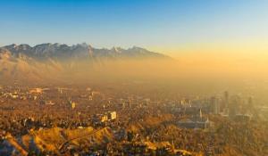 تهران وارد دهمین روز هوای ناسالم شد