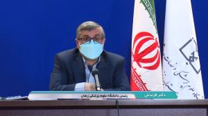 موردی از فوت ناشی از تزریق واکسن کرونا در زنجان گزارش نشده است