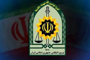 آمادگی انتظامی استان ایلام برای برقراری نظم و امنیت انتخابات