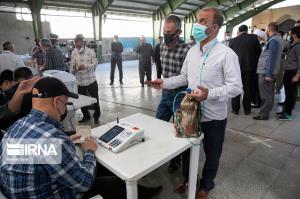 روند برگزاری انتخابات الکترونیک در استان کرمانشاه مطلوب است
