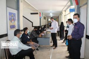 مردم کرمانشاه هنگام حضور در شعب اخذ رأی ماسک و خودکار شخصی همراه داشته باشند