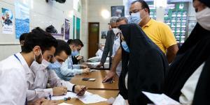 ۲۰ درصد زنجانیها تاکنون رأی دادهاند؛ فقط ۲۰ شعبه مشکل داشت