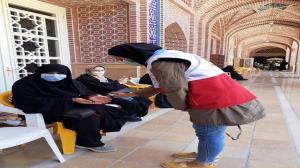اجرای طرح حامیان سلامت در حوزههای انتخاباتی قزوین