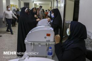مشارکت ۵۸ درصد مردم شهرستان ایذه در انتخابات ۲۸ خرداد
